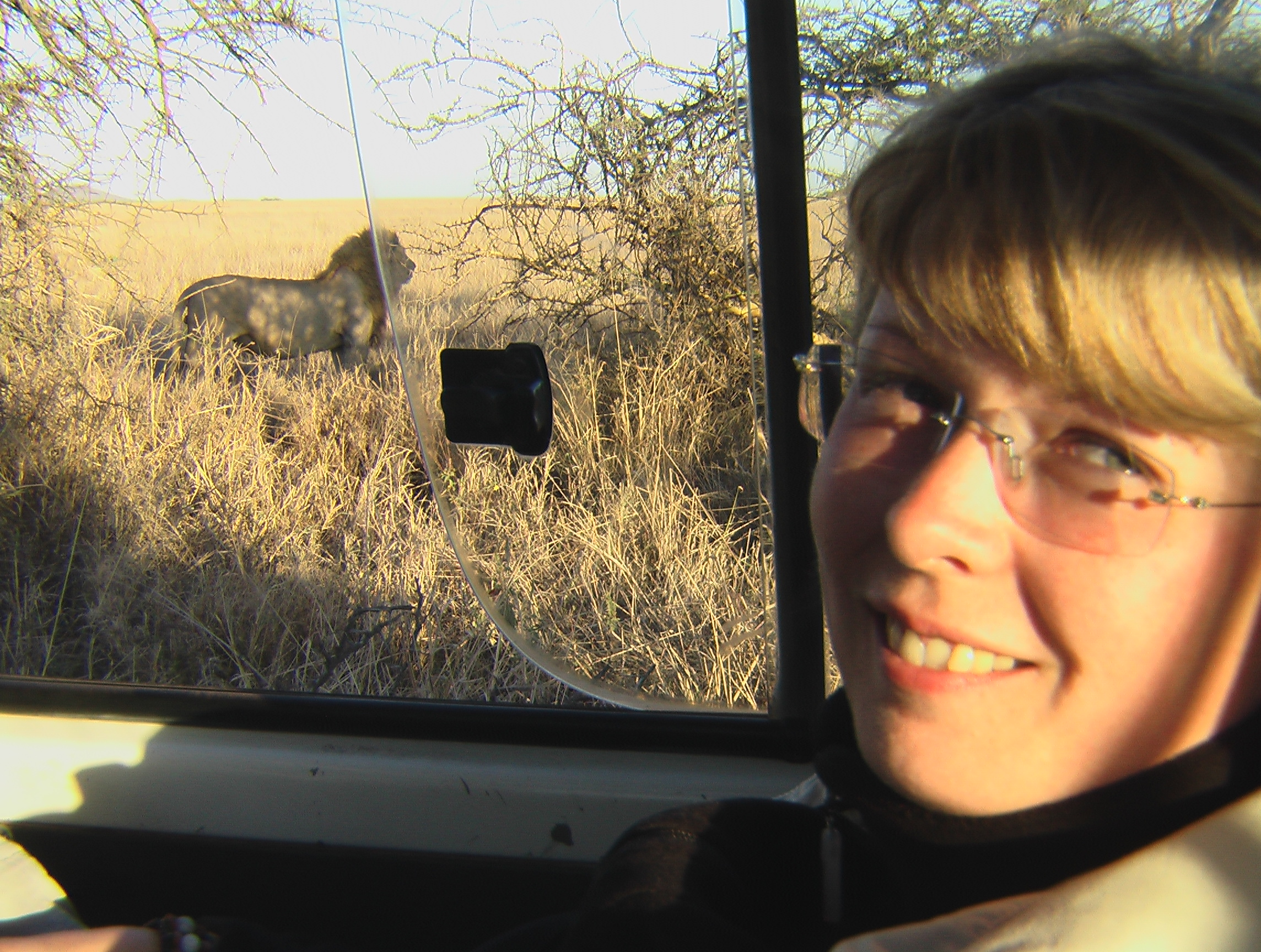 Photo from our Clients on Safari